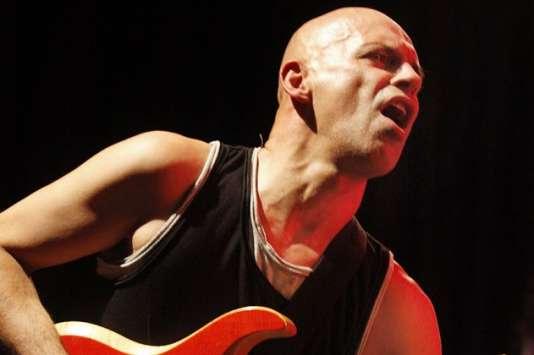 Le guitariste Marc Ducret.