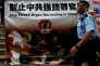 Un climat de protestation lors du dernier congrès annuel de la Transplantation Society, à Hongkong, le 18 août 2016.