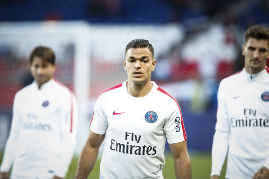Hatem Ben Arfa n'a une nouvelle fois pas été retenu par l'entraîneur parisien, Unai Emery.