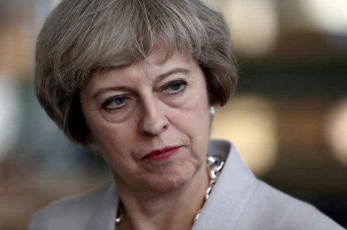 Theresa May souhaite obtenir « le meilleur accord possible » pour le Royaume-Uni en matière d'échanges commerciaux avec l'UE, multiplier les accords commerciaux bilatéraux en dehors du bloc européen et contrôler l'immigration.