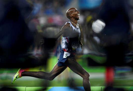 Mo Farah fait face à des soupçons de dopage.