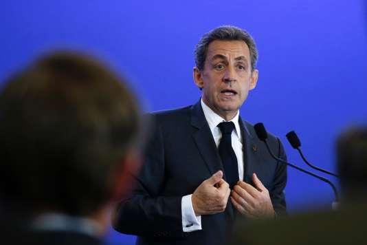 Nicolas Sarkozy, le 22 août.