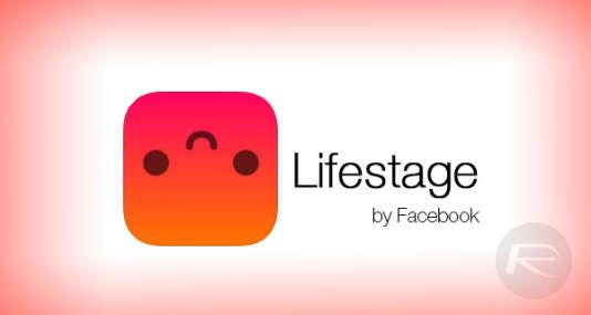 Logo de l'application Lifestage, lancée par Facebook le 19 août et destinée aux moins de 21 ans.