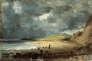 «La Baie de Weymouth à l'approche de l'orage», de John Constable, 1816.