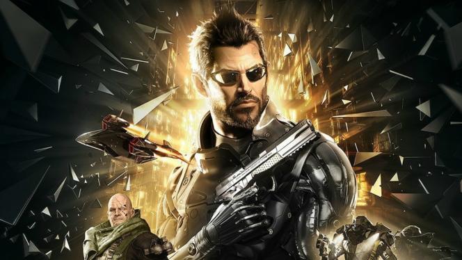 «Deus Ex: Mankind Divided», développé parEidos Montréalet édité parSquare Enix.