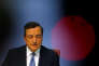 European Central Bank (ECB) president Mario Draghi attends a news conference at the ECB headquarters in Frankfurt, Germany, July 21, 2016. REUTERS/Ralph Orlowski/File Photo