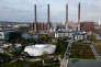 Le site de production de Volkswagen, à Wolfsburg, en avril.