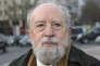 Michel Butor, le 9 mars 2011 à Paris.