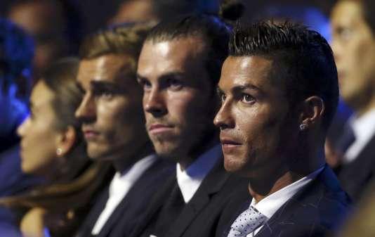 Cristiano Ronaldo, le 25 août à Monaco.