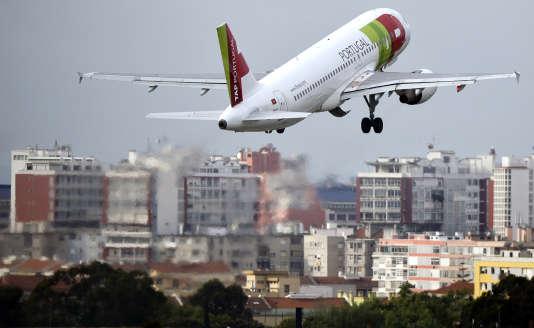 Aéroport de Lisbonne, Portugal, mai 2015