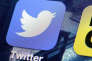 Le logo Twitter.