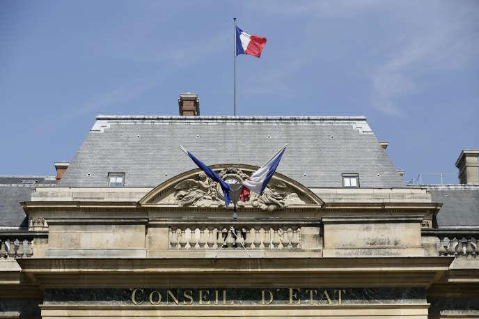 «Cette décision du Conseil d'Etat doit être l'occasion de rappeler les principes fondamentaux de la laïcité française, trop souvent invoquée pour les contredire» (Photo: le Conseil d'Etat, à Paris, le 26 août).