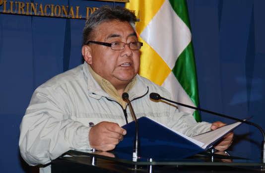 Rodolfo Illanes, vice-ministre de l'intérieur, a été tué lors d'un conflit social, selon le gouvernement bolivien.