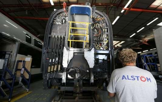 A Alstom, le 31 août.