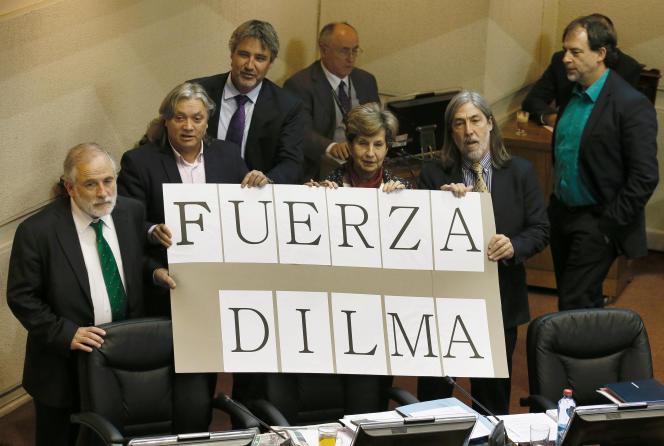Isabel Allende (centre) le 31 août 2016.