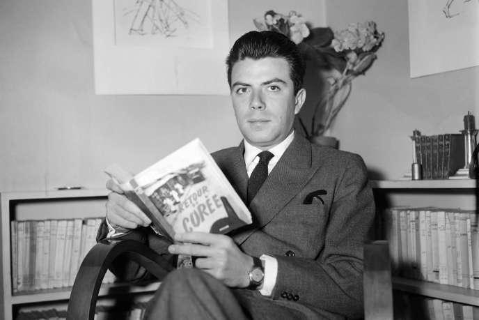 Henri de Turenne, en 1951.
