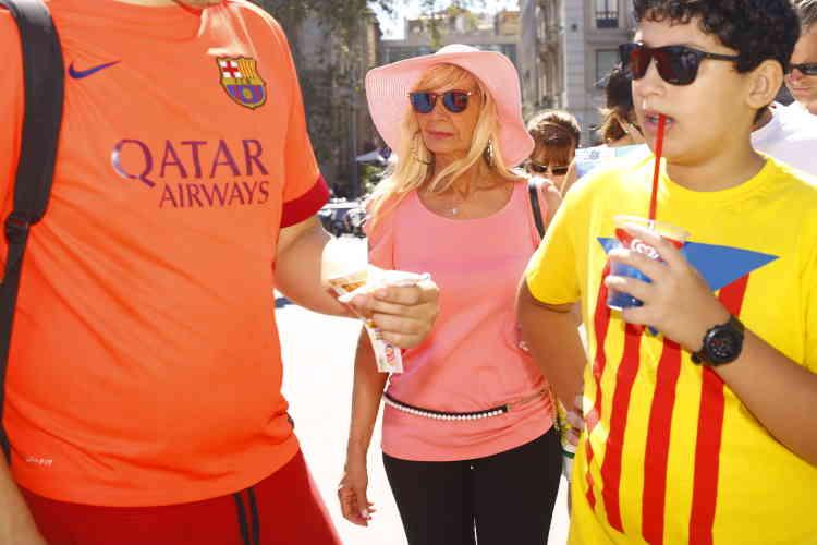 Barcelone a reçu 29 millions de visiteurs du monde entier en 2015.