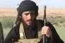 La photographie d'Abou Mohammed Al-Adnani,  ci-contre, est un extrait d'une vidéo publiée par l'organisation Etat islamique sur YouTube le 8juillet2012.