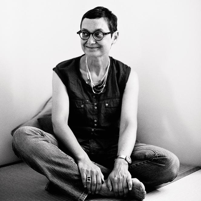 Ariane Grumbach, diététicienne et auteur de« La gourmandise ne fait pas grossir» (Carnets Nord).