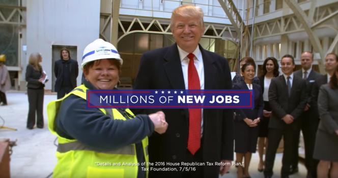 Capture d'écran du clip« Two Americas : Economy»