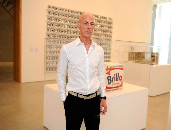 Jacques Herzog au Musée d'artPAMM à Miami, le 3 décembre 2013.