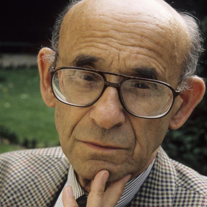 Bronislaw Baczko, en 1997.