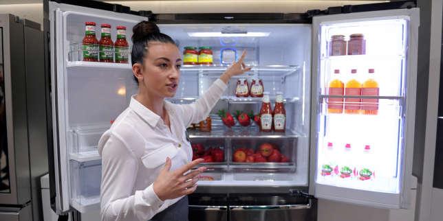 Le r ve de la maison connect e face la r alit - Temperatura freezer casa ...