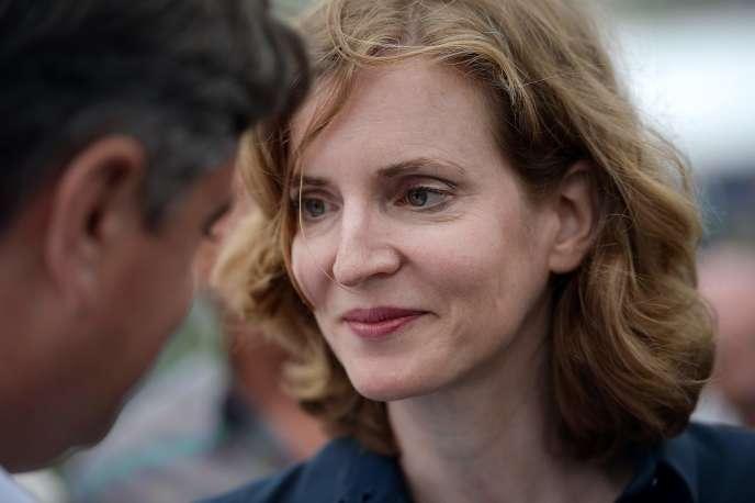 Nathalie Kosciusko-Morizet, le 4 septembre à La Baule.