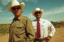 Jeff Bridges et Gil Birmingham incarnent deux personnages de Rangers dans «Comancheria», de David Mackenzie.