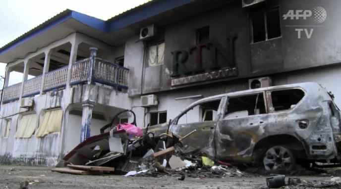Les locaux de la RTN (Radio Télévision Nazareth), un média indépendant ont été en partie incendiés mercredi 31 août. Son PDG accuse«des agents des forces de l'ordre cagoulés et fortement armés ».