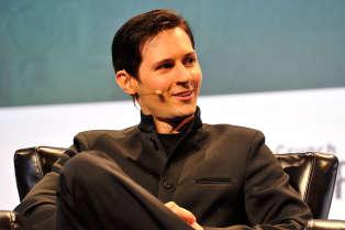 Pavel Durov, créateur de Telegram.