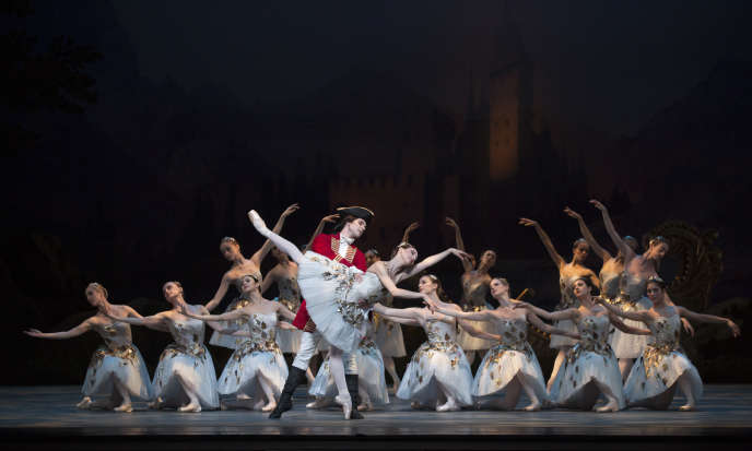 «La Belle au bois dormant», de Marius Petipa, par l'American Ballet Theatre dans une mise en scène et chorégraphie additionnelle d'Alexeï Ratmansky, à l'Opéra Bastille.