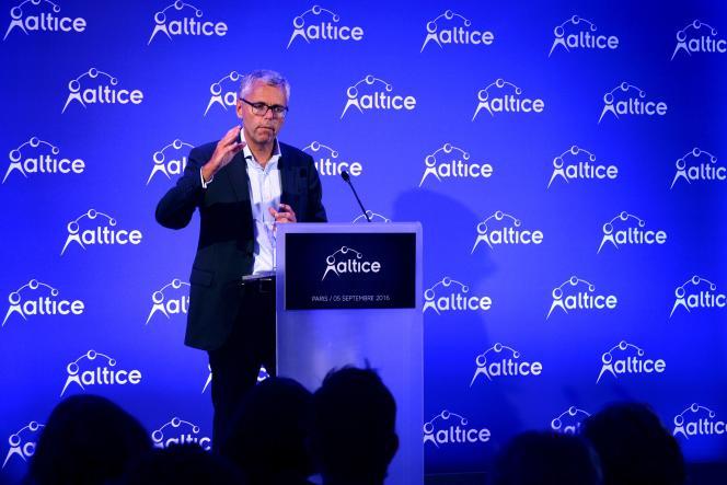Le directeur général d'Altice Michel Combes a fait part de sa totale incompréhension mardi après la décision de l'AMF de déclarer non-conforme l'OPE de son groupe sur SFR, une opération qu'il a exclu de relancer en en modifiant les termes financiers.