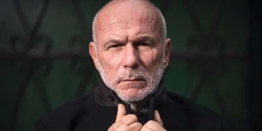L'ancien membre d'Action directe Jean-Marc Rouillan, 63 ans, le 4 février 2016.