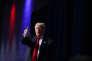 Donald Trump à Greenville (Caroline du Nord), le 6 septembre 2016.