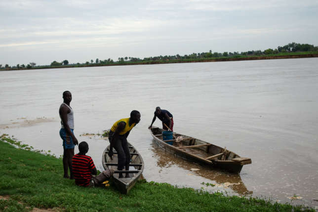 Aujourd'hui, la pêche reste une des seules ressources du village.
