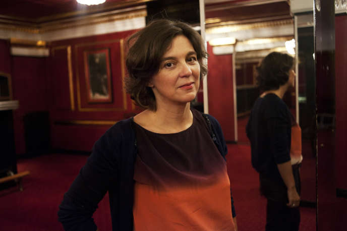 Florence Martin-Kessler, fondatrice et rédatrice en chef du «Live Magazine».