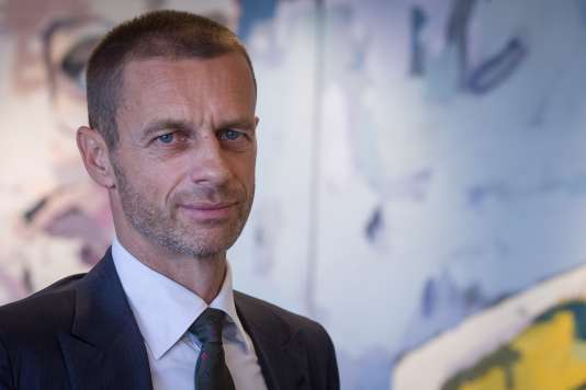 A 48 ans, le Slovène Aleksander est devenu, mercredi 14 septembre, le 7ème président de l'UEFA.