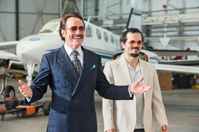Bryan Cranston dans« Infiltrator» avec John Leguizamo.