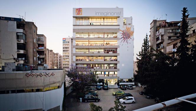 L'Académie libanaise des beaux-arts de Beyrouth a ouvert un département stylisme.
