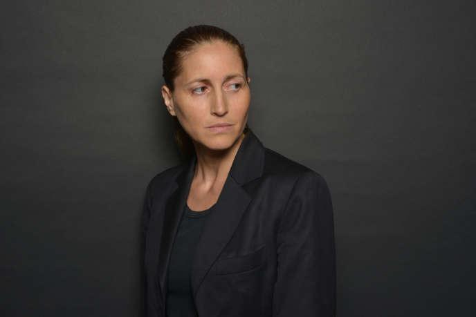 Cynthia Fleury, en 2015.