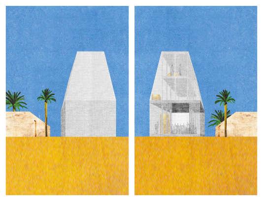 «Dar Bahrain», de Kersten Geers et David Van Severen.