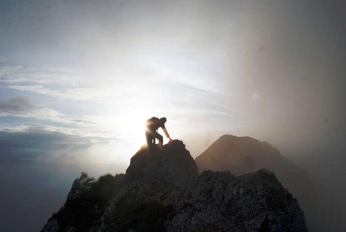 Tout le monde n'a pas pour but d'atteindre les sommets…