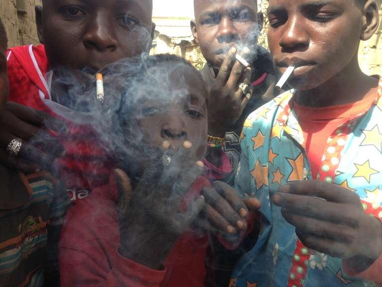Dans les rues de Kano, le jeune« Sokoto».