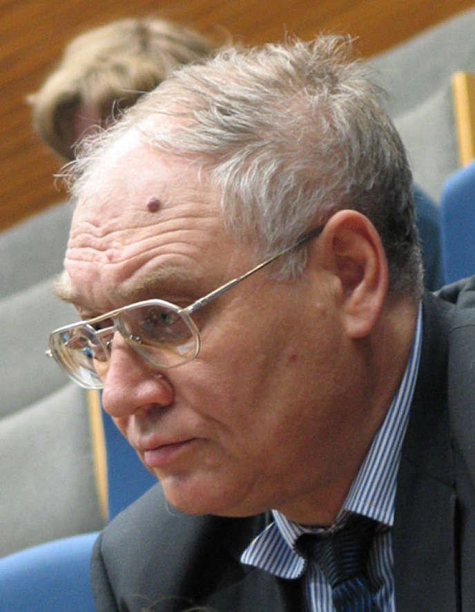Lev Goudkov, directeur du centre Levada.