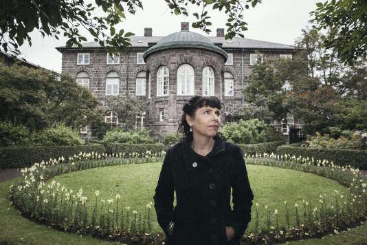 Birgitta Jonsdottir.