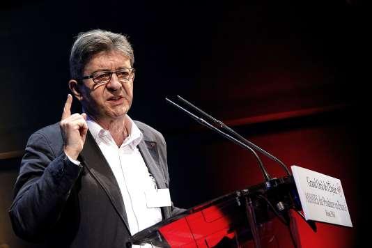 Jean-Luc Mélenchon, le 9 septembre 2016.