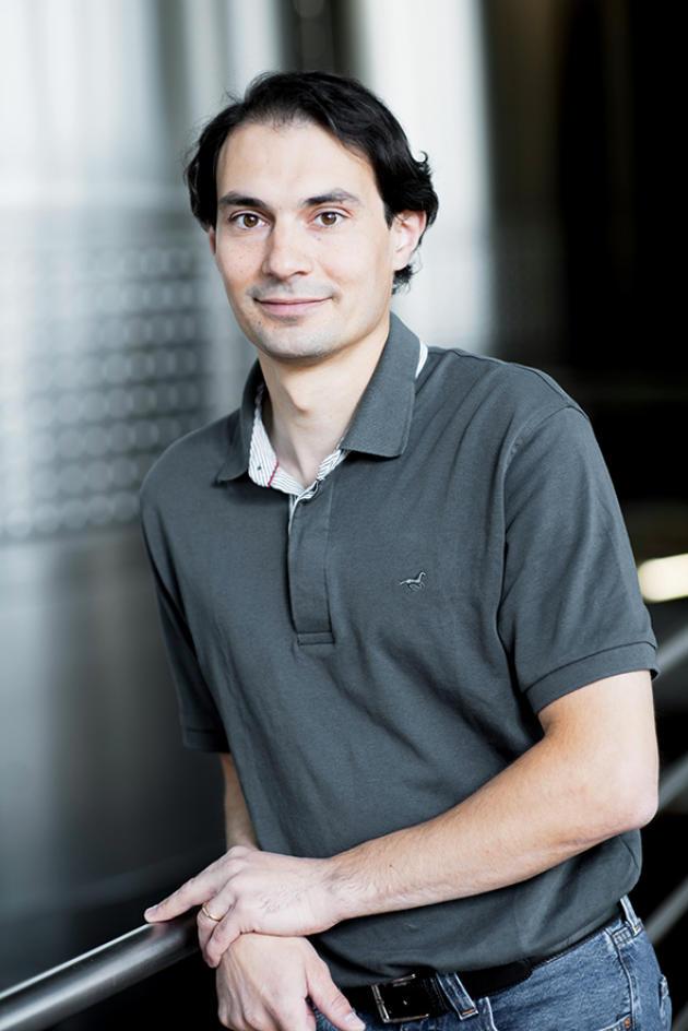 L'œnologue des vignesde la Chablisienne,Vincent Bartement, estle lauréat du prix White Winemaker of the Year 2016.