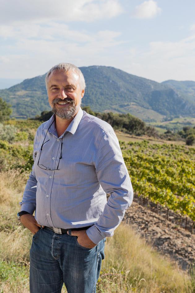 « Au Concours général agricole, plus de la moitié des médaillessont gagnées par les vinsde coopératives », rappelle Boris Calmette, président de la Confédération des coopératives vinicoles de France.