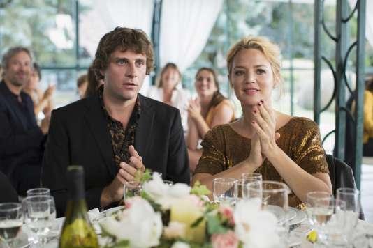 Virginie Efira dans le film français de Justine Triet, «Victoria».